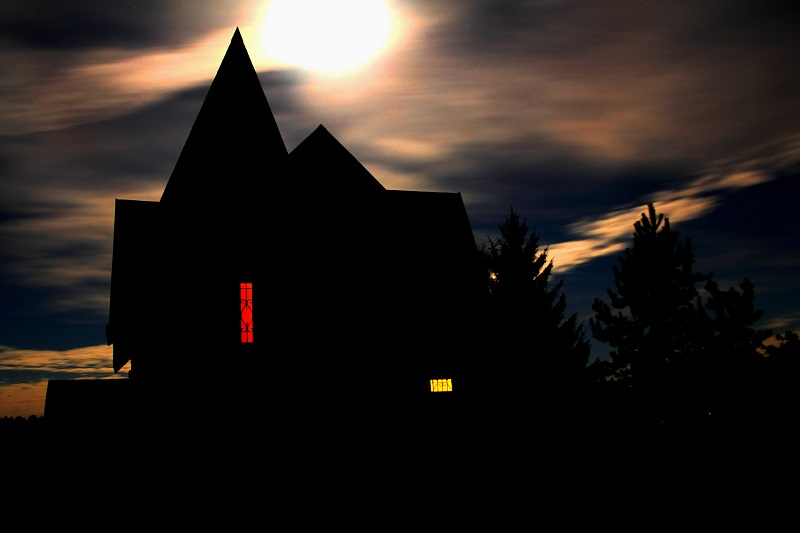 Haunted Asheville and Historic Homes