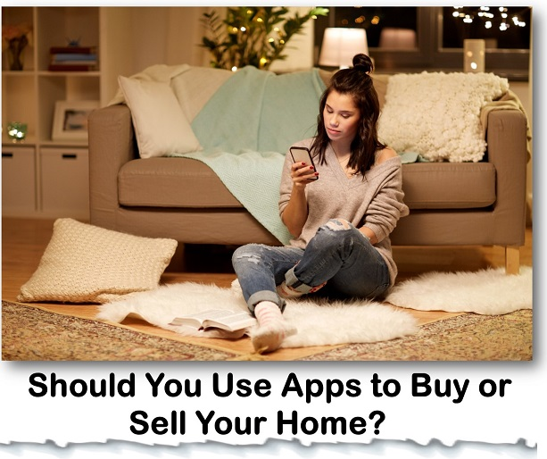 Apps to Buy or Sell your Home