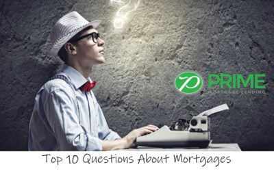 Questions About Mortgages