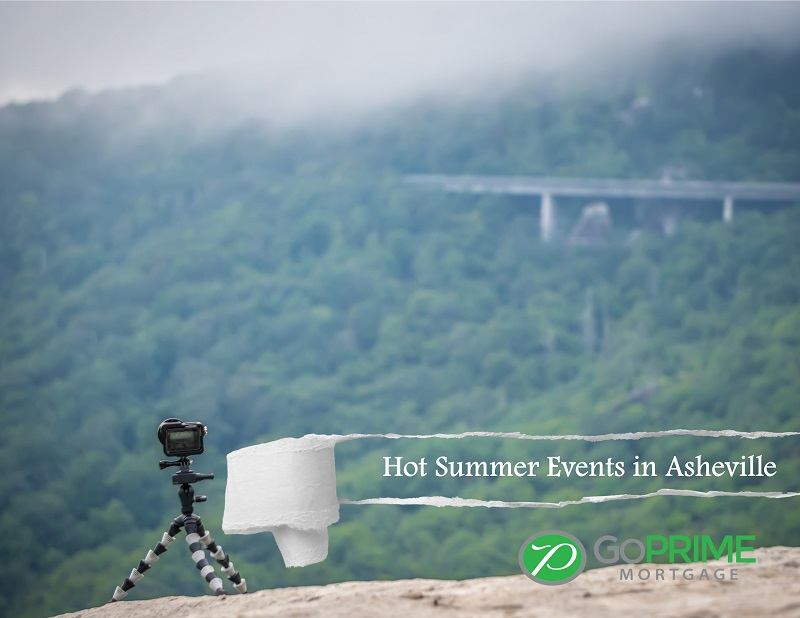 Hot Summer Events in Asheville