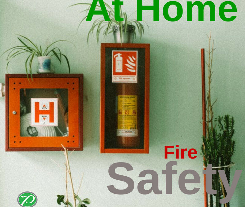 At Home Fire Safety Guide