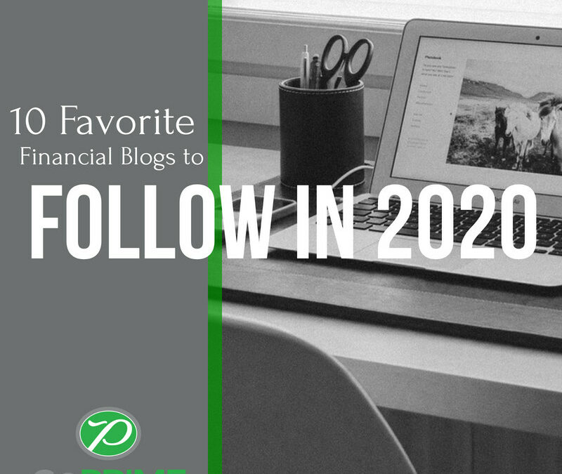 10 Favorite Financial Blogs to Follow in 2020
