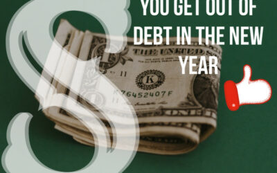 4 Tips to Help You Get Out of Debt in the New Year