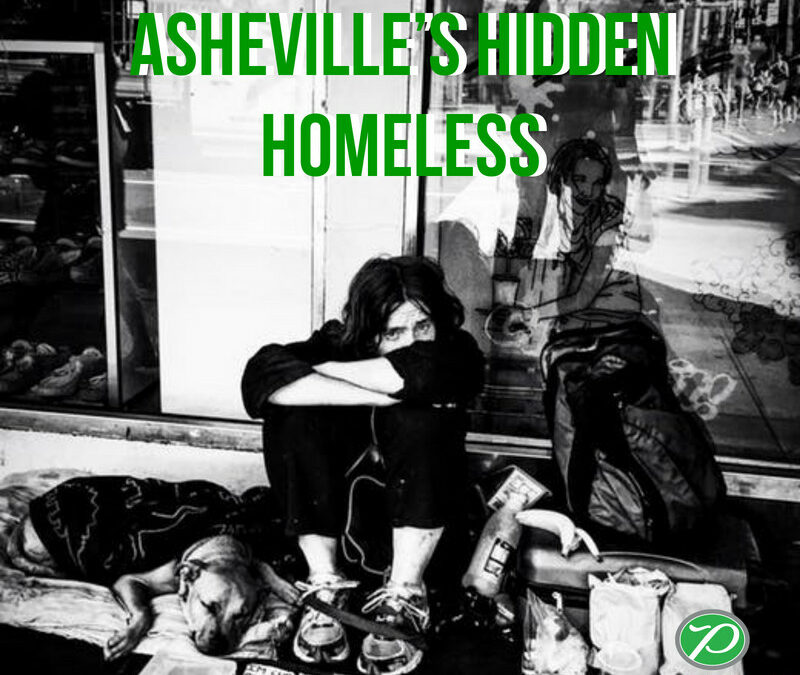 Asheville's Hidden Homeless