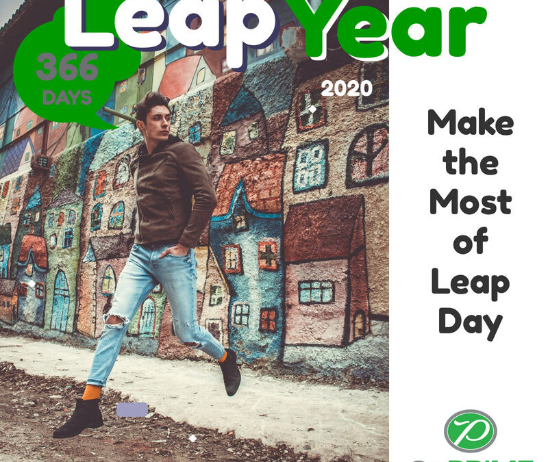 Make the Most of Leap Day