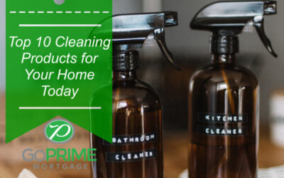 Top 10 Cleaning Products for Your Home Today