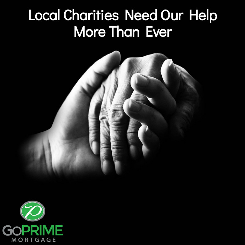Local Charities Need Our Help More Than Ever