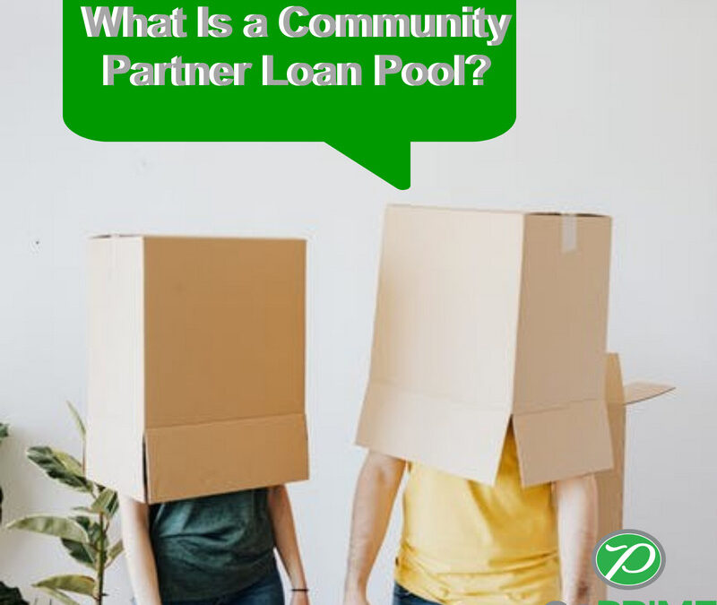 What Is a Community Partner Loan Pool?