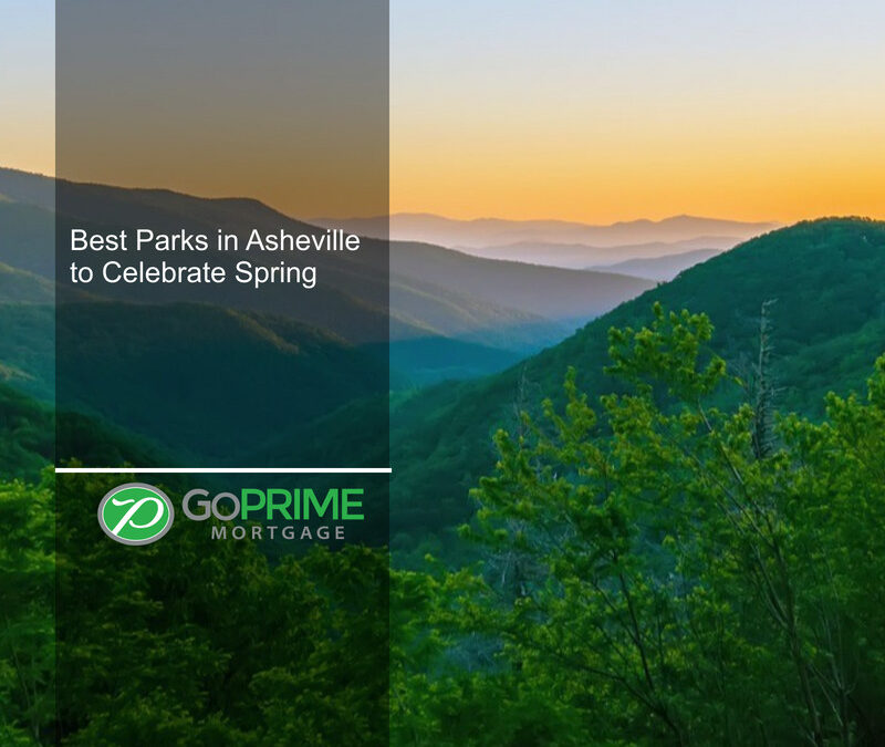 Best Parks in Asheville to Celebrate Spring