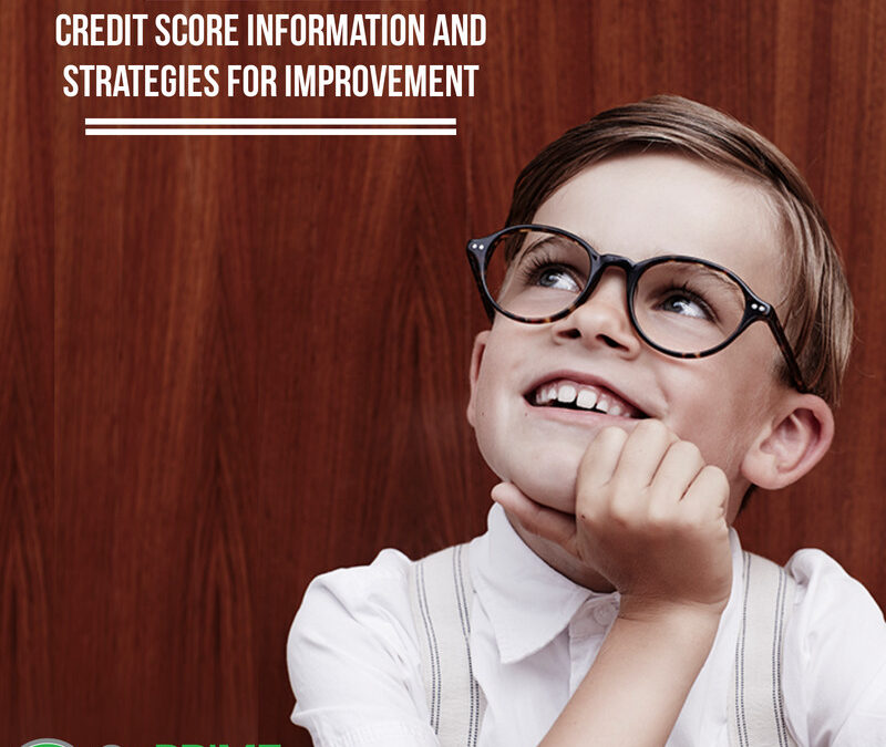 Credit Score Information and Strategies